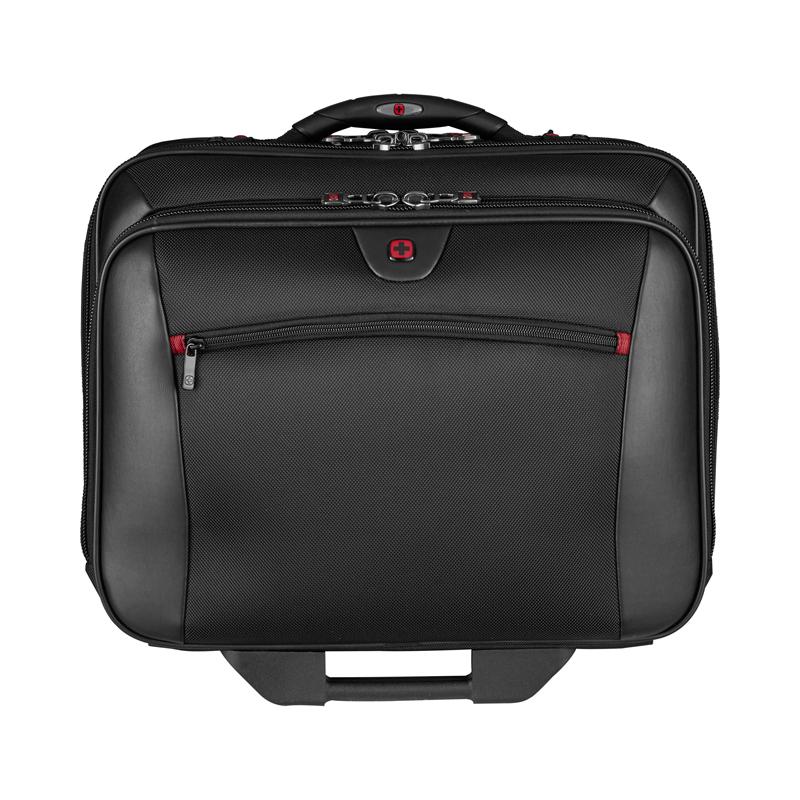 Сумка для ноутбука Wenger 600661 Potomac черная фото