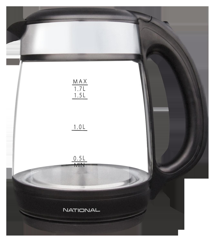 Чайник электрический National NK KE17315 Black