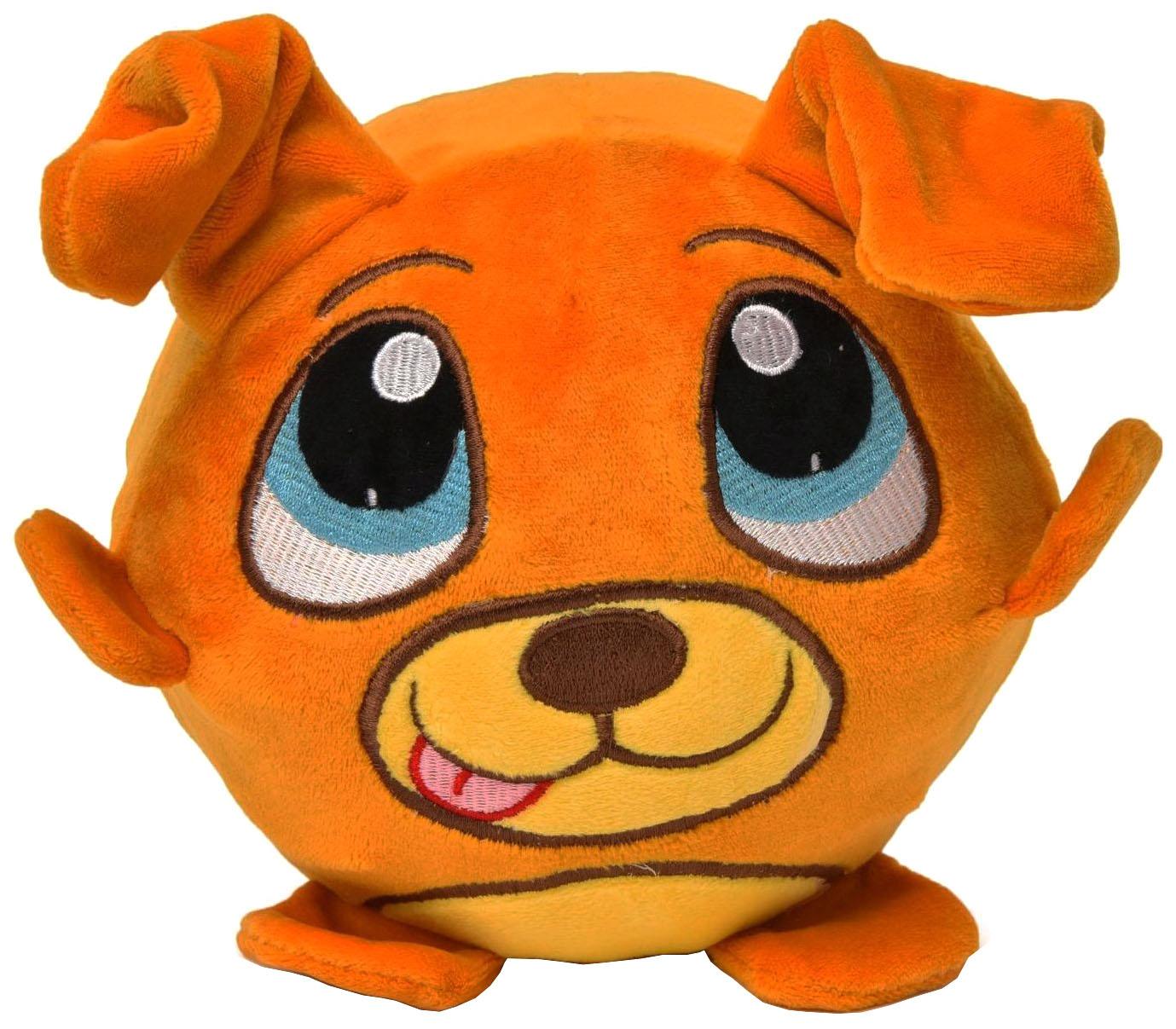 Купить Мягкая игрушка «Бобик Хрум», 18 см 1TOY, 1 TOY, Мягкие игрушки животные