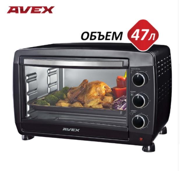 Мини печь Avex TR 490 B