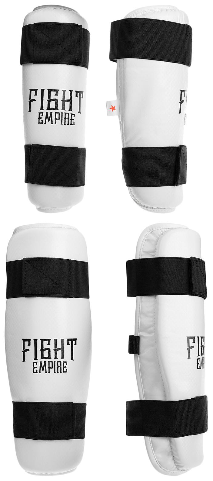 Защита для тхэквондо (голень+локоть) FIGHT EMPIRE, размер