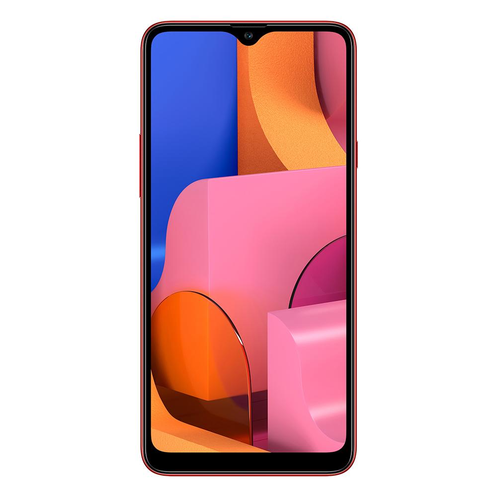 Смартфон Samsung Galaxy A20s 32GB Red (SM-A207F/DS)