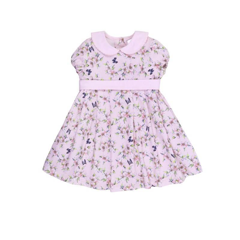 Купить Платье Мамуляндия, цв. розовый, 92 р-р, Детские платья и сарафаны