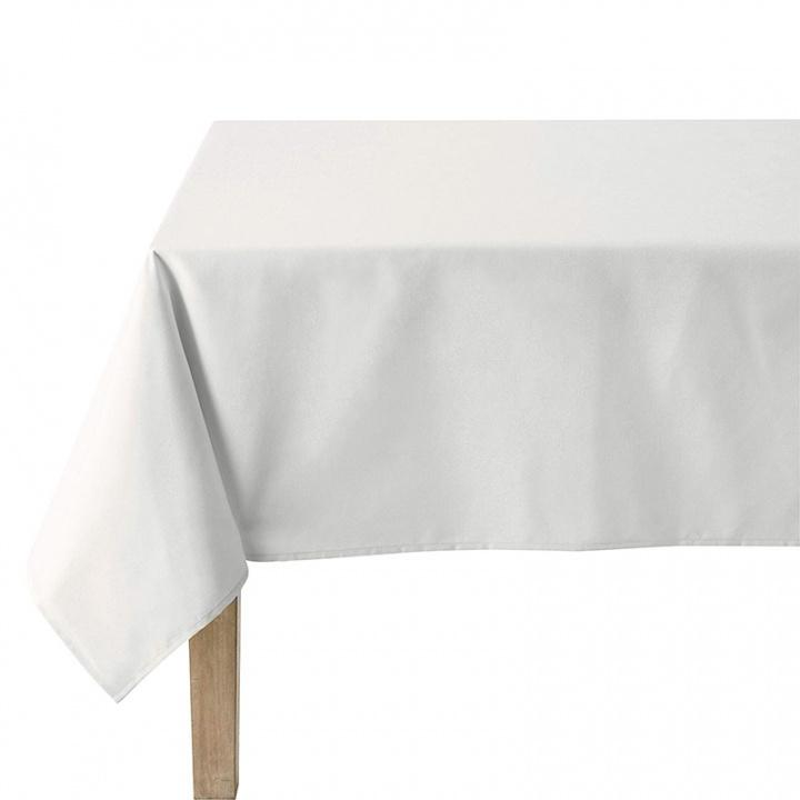 Скатерть Coucke BLANC, 180x300 см, 100% хлопок с тефлоновым покрытием по цене 6 560
