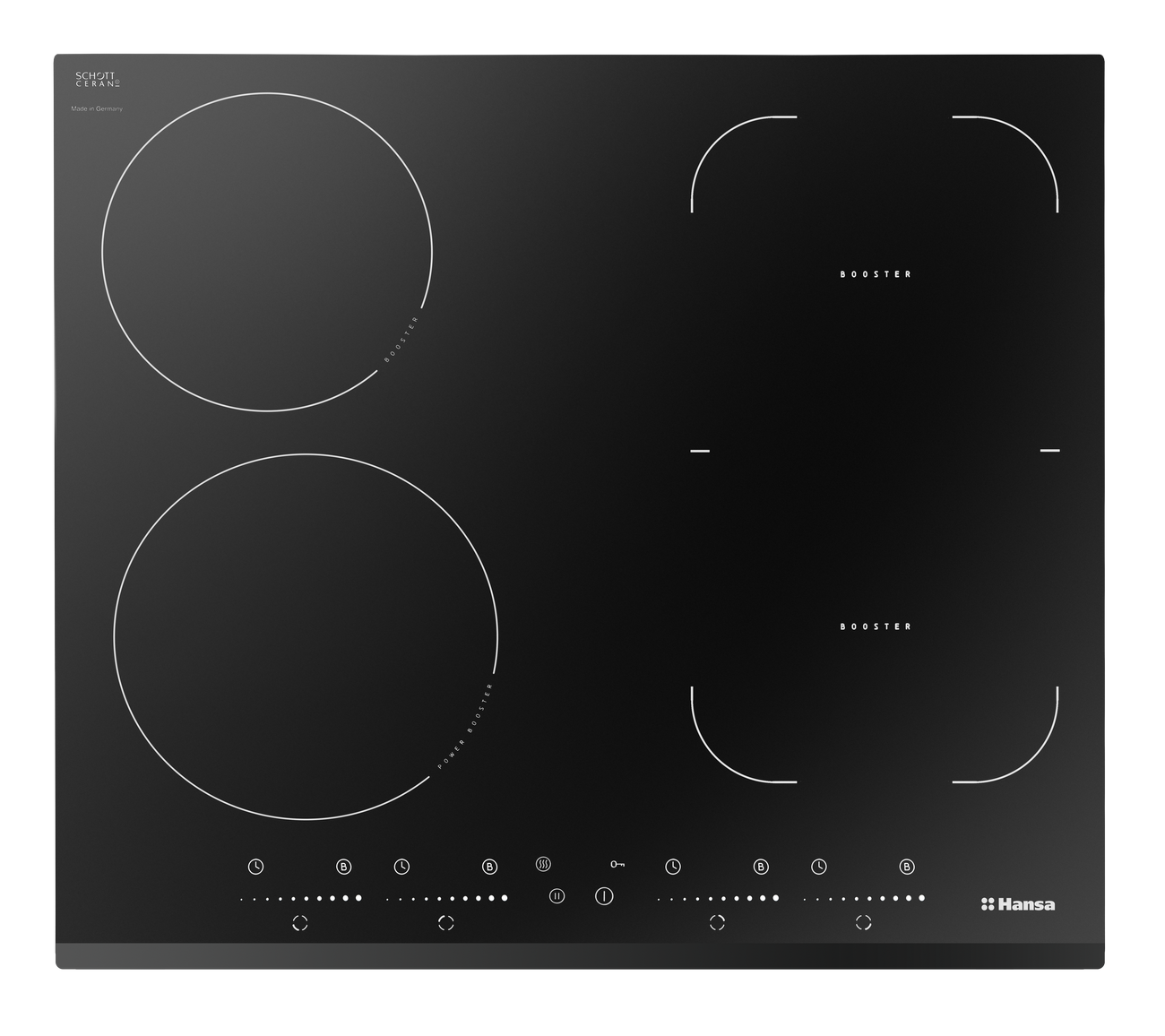 Встраиваемая индукционная панель Hansa BHI68621