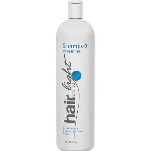 HAIR COMPANY HAIR NATURAL LIGHT SHAMPOO CAPELLI FINI