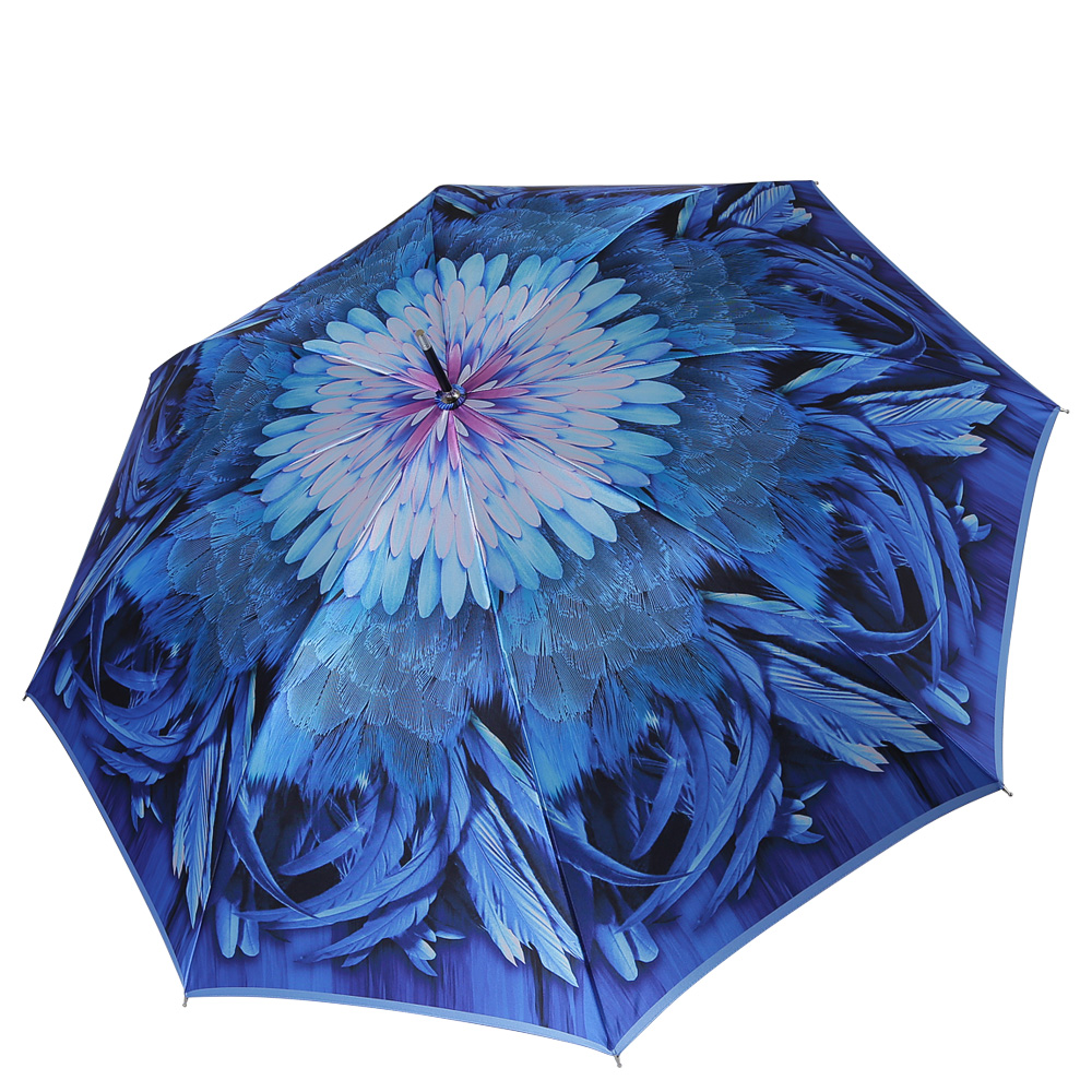 Зонт женский FABRETTI 1903 синий