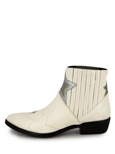 Ботинки женские Just Couture 82210 белые