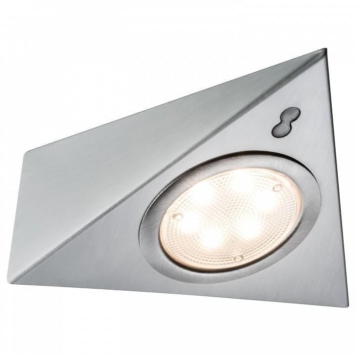 Мебельный светодиодный светильник Paulmann Micro Line Led Triangle Sensor 93572
