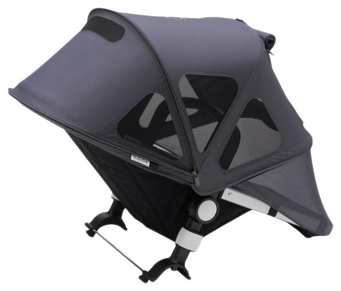Купить Капюшон от солнца для коляски Bugaboo Cameleon3/Fox breezy Stellar/Steel Blue 230312MB01,