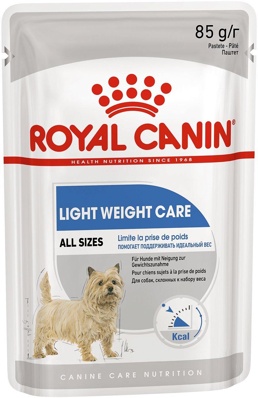 Влажный корм для собак ROYAL CANIN Light