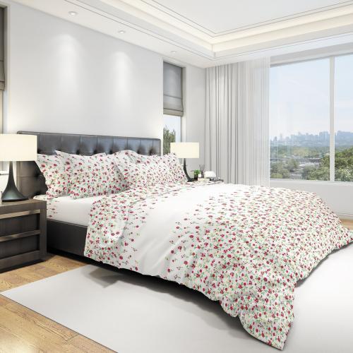 Комплект постельного белья двуспальный-евро Amore Mio, Lawn