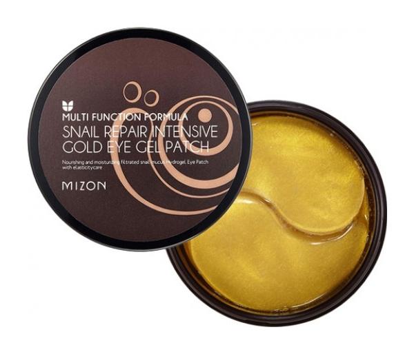 Купить Патчи для глаз MIZON Snail Repair Intensive Gold Eye Gel Patch 60 шт