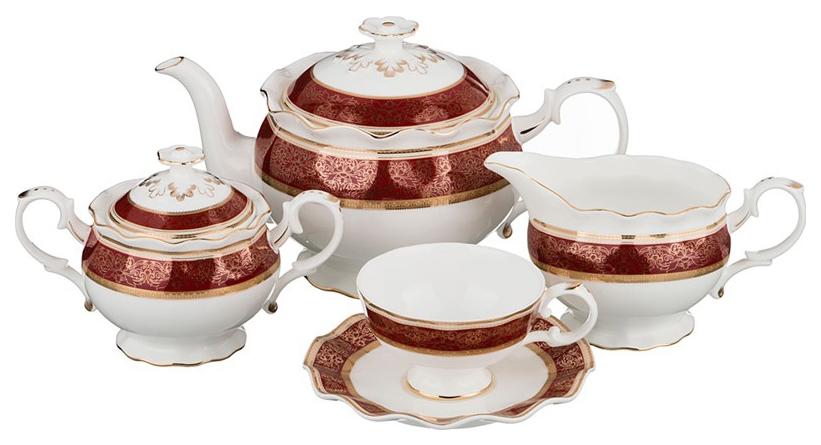 Чайный сервиз Lefard 586-324 6 пер.