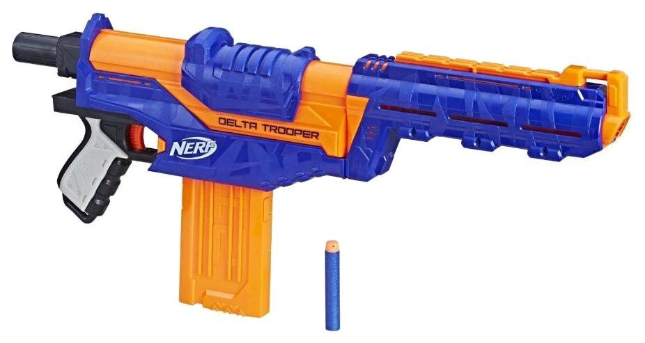 Бластер Hasbro Nerf Элит Дельта Трупер E1911