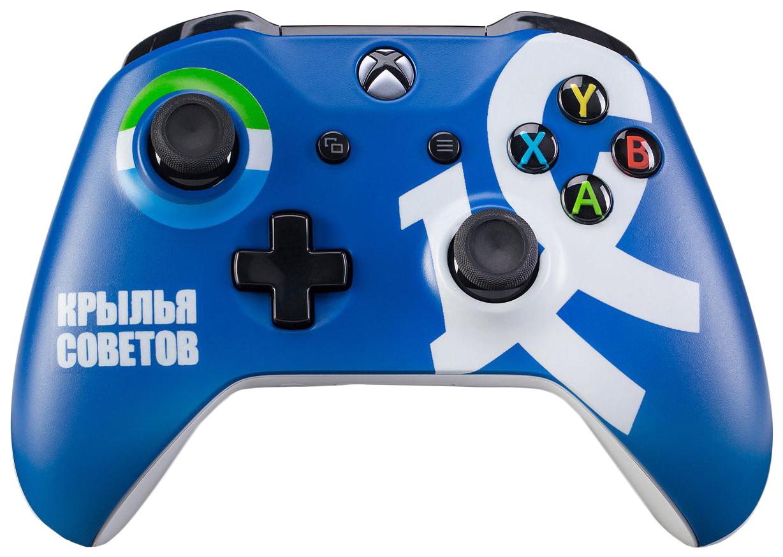 Геймпад Microsoft Xbox One TF5 00004