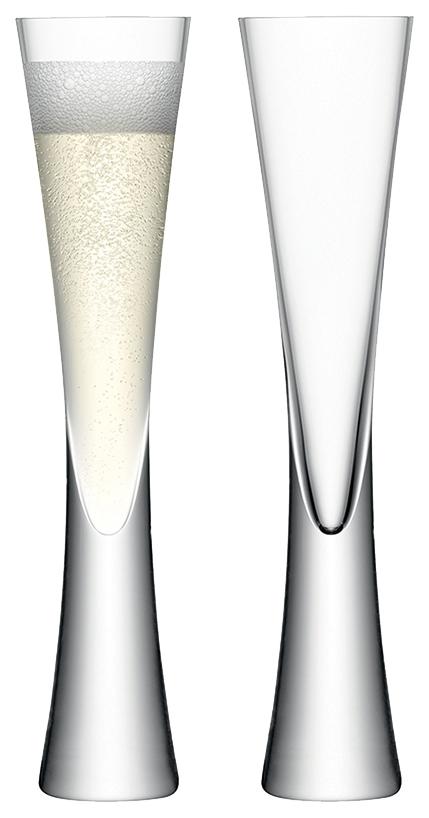 Набор бокалов LSA moya для шампанского 170