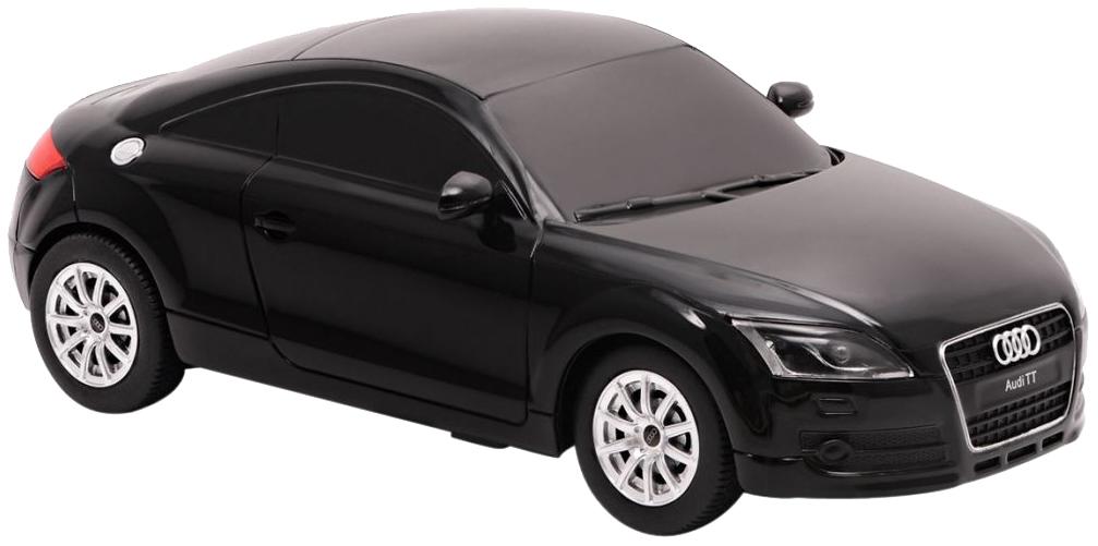 Радиоуправляемая машинка Rastar AUDI TT 20 черная 30700B
