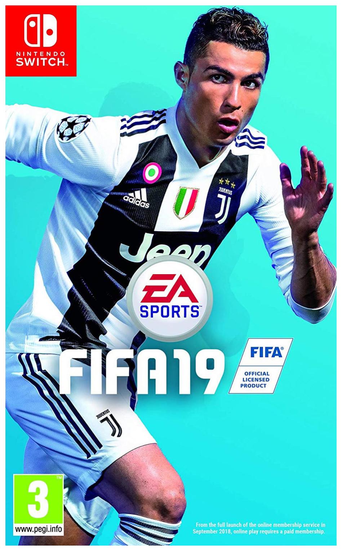 Игра FIFA 19 для Nintendo Switch EA