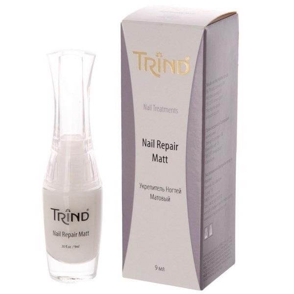 Средство для ухода за ногтями Trind Nail Repair Matt 9 мл по цене 590