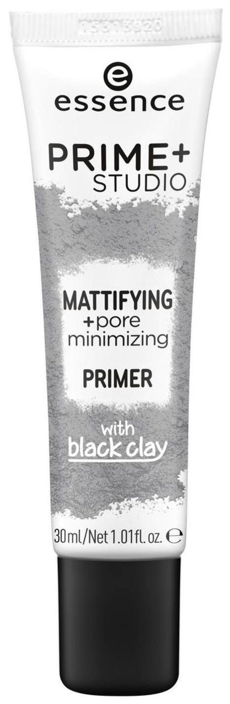 Основа для макияжа Essence Prime+Studio Mattifying+Pore Minimizing Primer