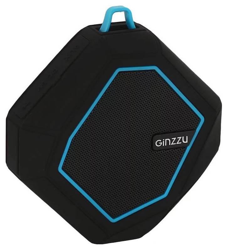 Портативная колонка Ginzzu GM 871 Черная