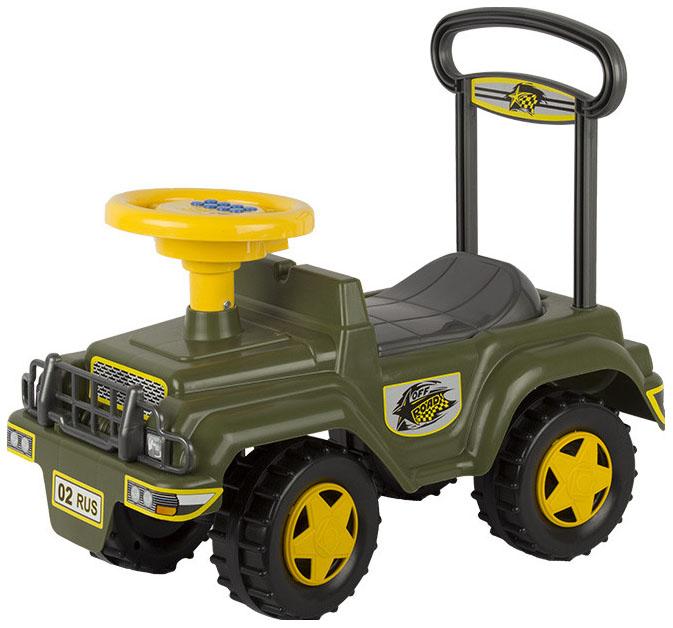 Купить Каталка детская Совтехстром Автомобиль-каталка Джип, Каталки детские