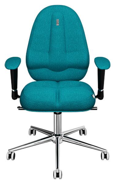 Офисное кресло Kulik System Classic Maxi, азур, Бирюзовый