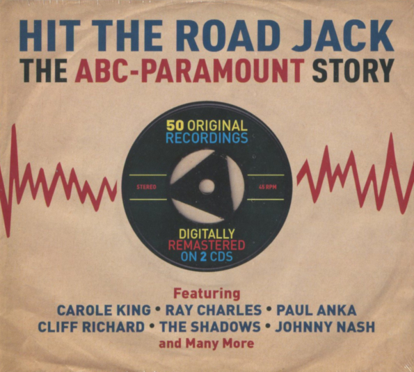 """Аудио диск Various Artists """"Hit The Road Jack - The ABC-Paramount Story"""""""