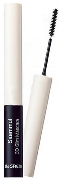 Купить Тушь для ресниц The Saem Saemmul 3D Slim Mascara Black 4 г