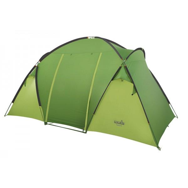 Палатка Norfin Burbot NF четырехместная зеленая
