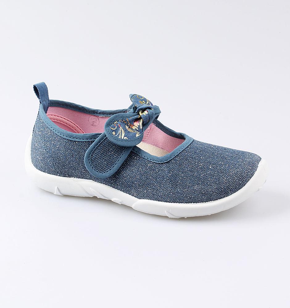 Текстильная обувь Котофей 431138-11 для девочек р.27