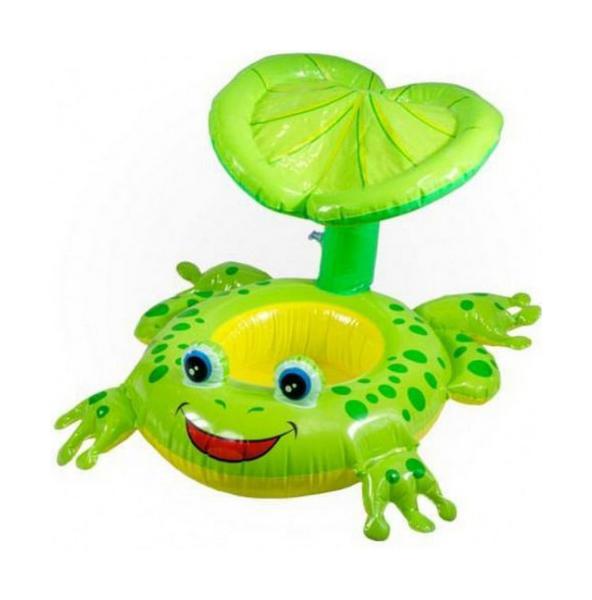 Круг для купания Intex Лягушка