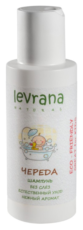 Шампунь детский Levrana Natural Череда без слёз