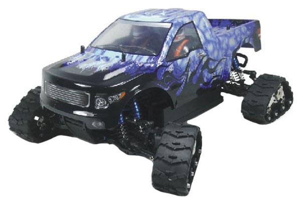 Купить Радиоуправляемая машинка HSP Внедорожник Snow Truck PRO 4WD 1:10,