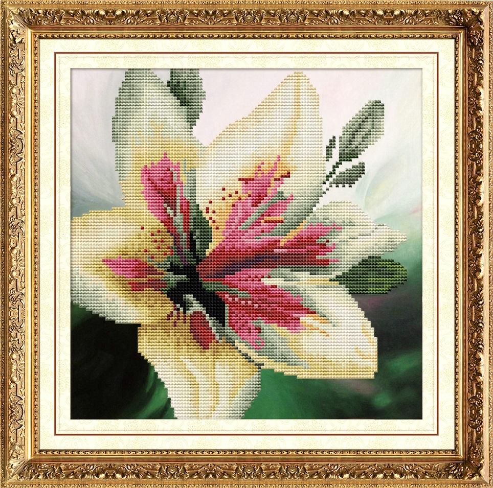 Мозаичная картина Лилия 303004