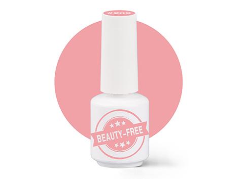 Купить Гель-лак для покрытия ногтей BEAUTY-FREE Spring Picnic №209 Маршмэллоу, 8 мл