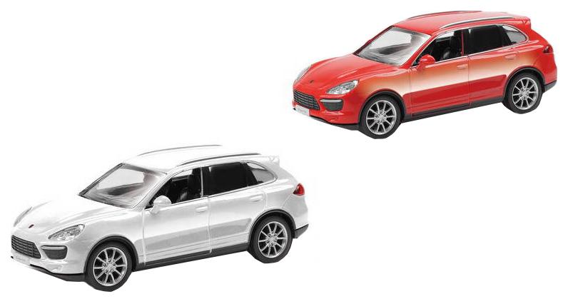 Коллекционная модель Uni-Fortune Porsche Cayenne Turbo в ассортименте