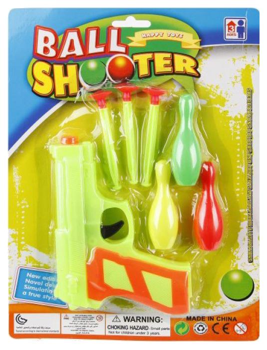 Купить Огнестрельное игрушечное оружие Наша Игрушка 98604, Наша игрушка,