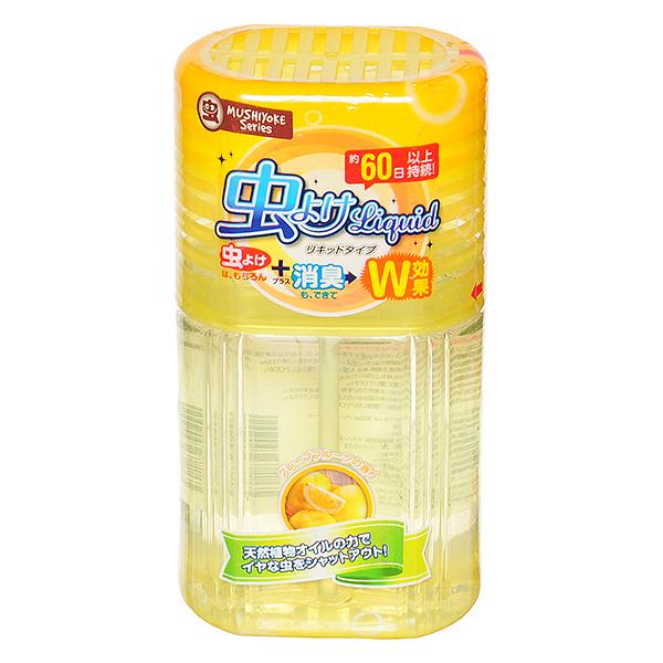 Освежитель воздуха жидкий Mushiyoke с ароматом грейпфрута 300 мл