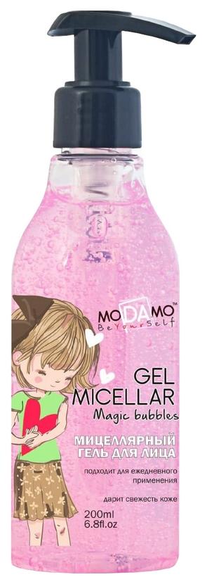 Гель для умывания moDAmo Magic Bubbles