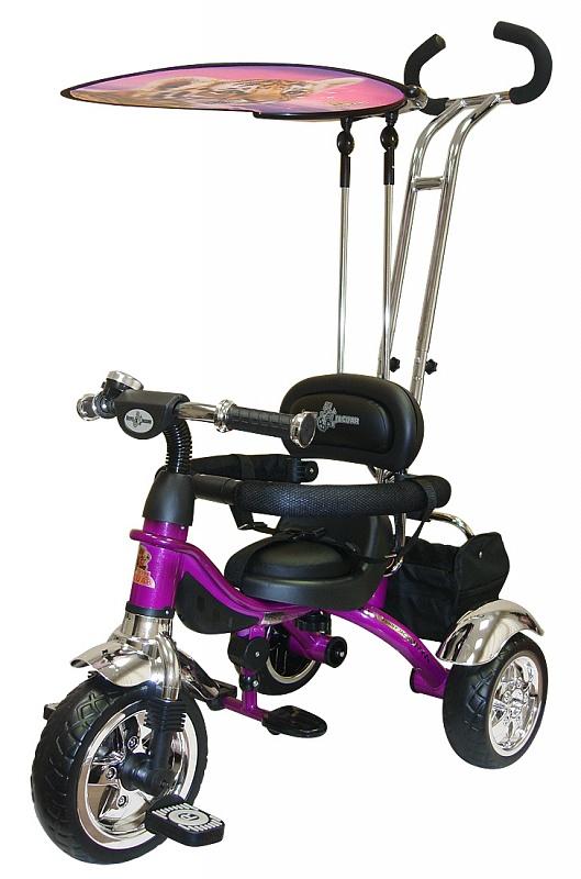 Велосипед детский Lexus Trike Grand MS-0580 фиолетовый