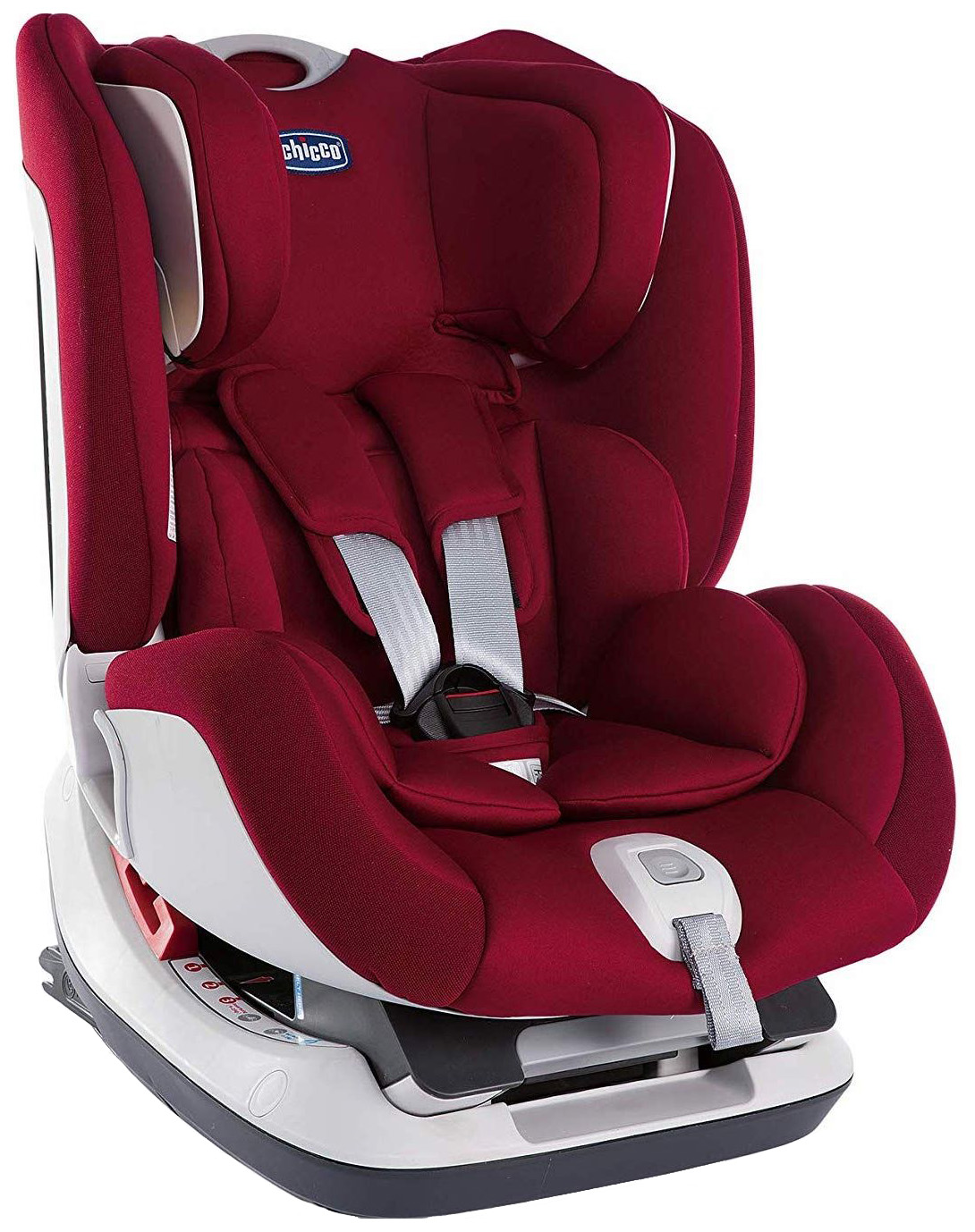 Автокресло Chicco Seat up 012 Red Passion