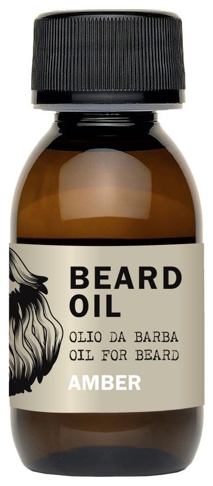 Масло для бороды Dear Beard Oil Amber
