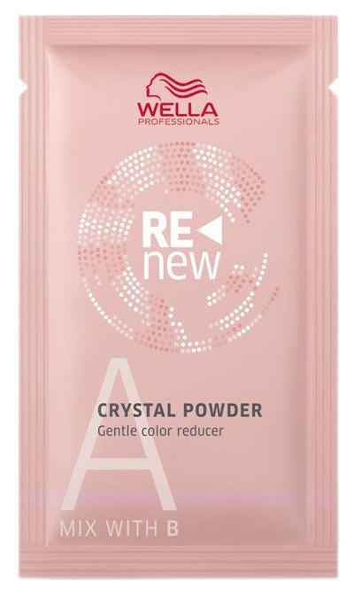 Концентрат для волос Wella Color Renew Crystal