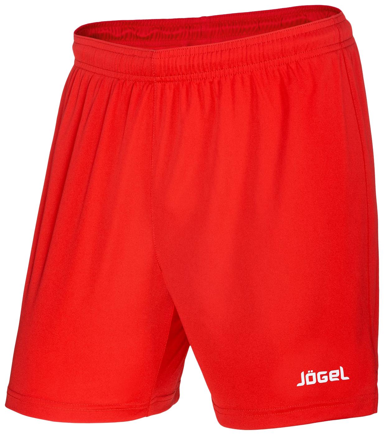 Шорты волейбольные детские Jogel красные JVS 1130