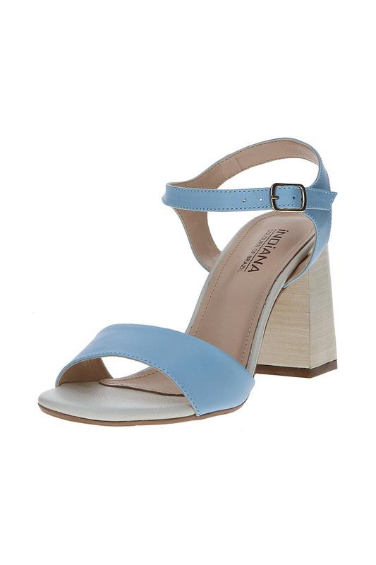 Босоножки женские Indiana 305016 голубые 37