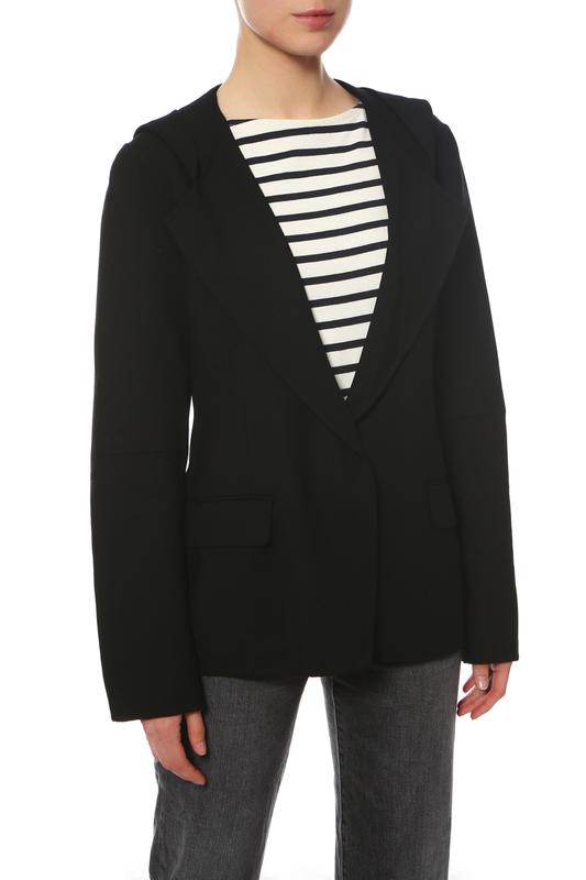 Пиджак женский DKNY черный 6