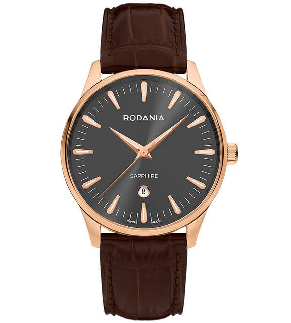 Наручные часы кварцевые женские Rodania Zermatt 2514136.