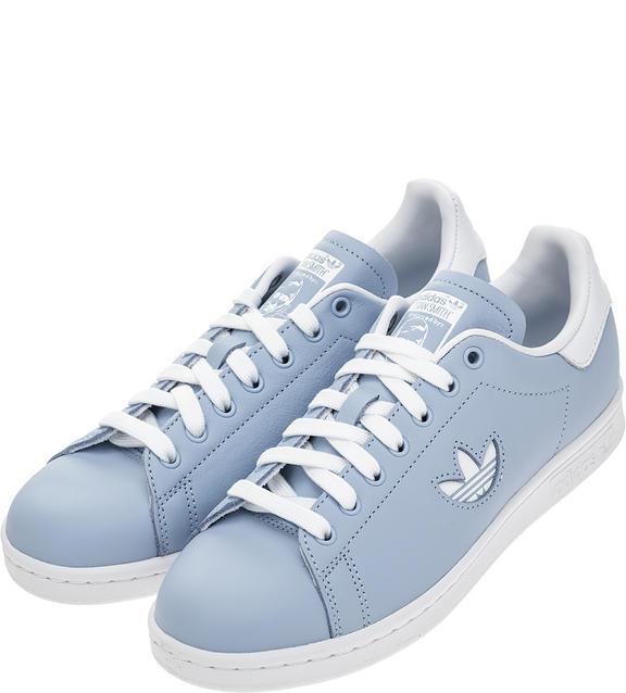 Кеды женские adidas Originals CG6793 синие 4.5 DE